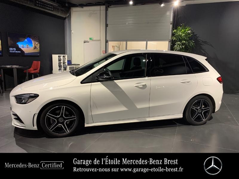 Photo 2 de l'offre de MERCEDES-BENZ Classe B 200d 150ch AMG Line Edition 8G-DCT 7cv à 34890€ chez Garage de l'Étoile - Mercedes-Benz Brest