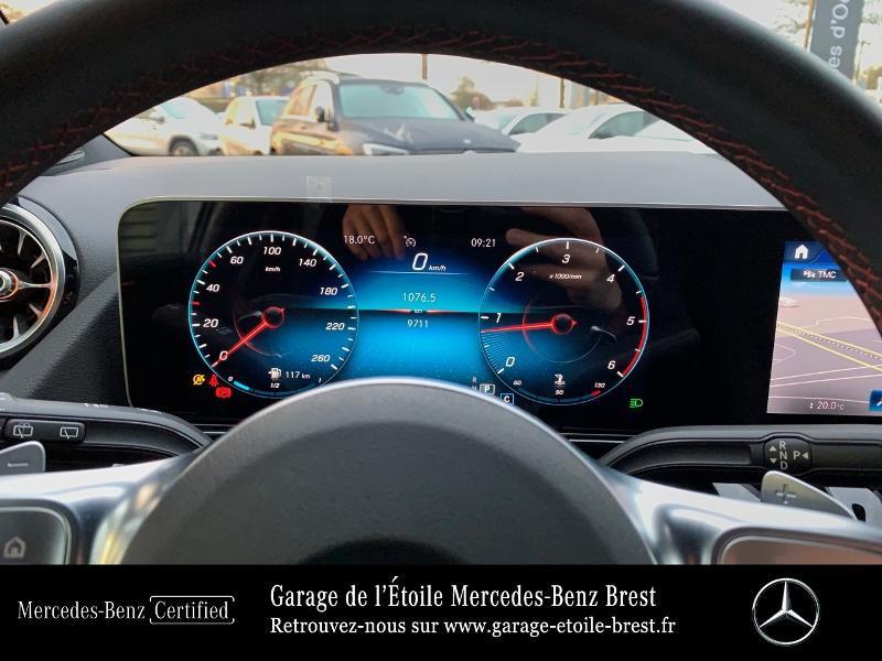 Photo 9 de l'offre de MERCEDES-BENZ Classe B 200d 150ch AMG Line Edition 8G-DCT 7cv à 34890€ chez Garage de l'Étoile - Mercedes-Benz Brest