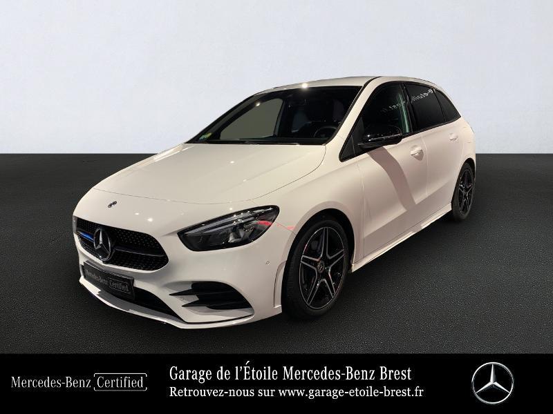 Photo 1 de l'offre de MERCEDES-BENZ Classe B 200d 150ch AMG Line Edition 8G-DCT 7cv à 34890€ chez Garage de l'Étoile - Mercedes-Benz Brest