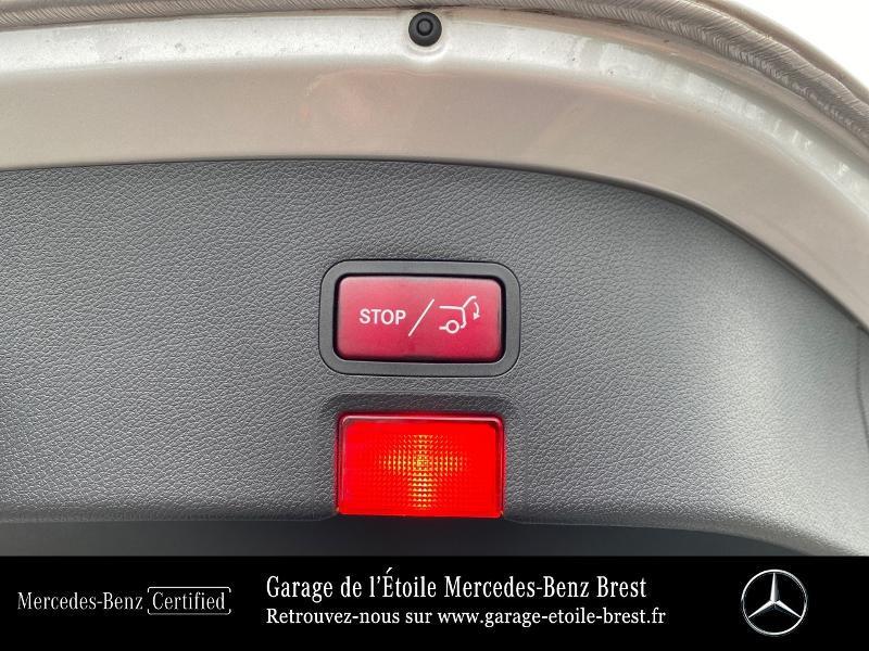 Photo 18 de l'offre de MERCEDES-BENZ CLA Shooting Brake 180 Fascination 7G-DCT Euro6d-T à 31490€ chez Garage de l'Étoile - Mercedes-Benz Brest