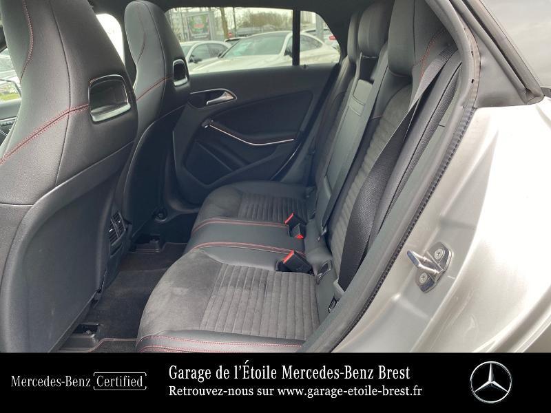 Photo 11 de l'offre de MERCEDES-BENZ CLA Shooting Brake 180 Fascination 7G-DCT Euro6d-T à 31490€ chez Garage de l'Étoile - Mercedes-Benz Brest