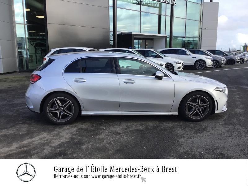 Photo 4 de l'offre de MERCEDES-BENZ Classe A 180 d 116ch AMG Line 7G-DCT à 35490€ chez Garage de l'Étoile - Mercedes-Benz Brest