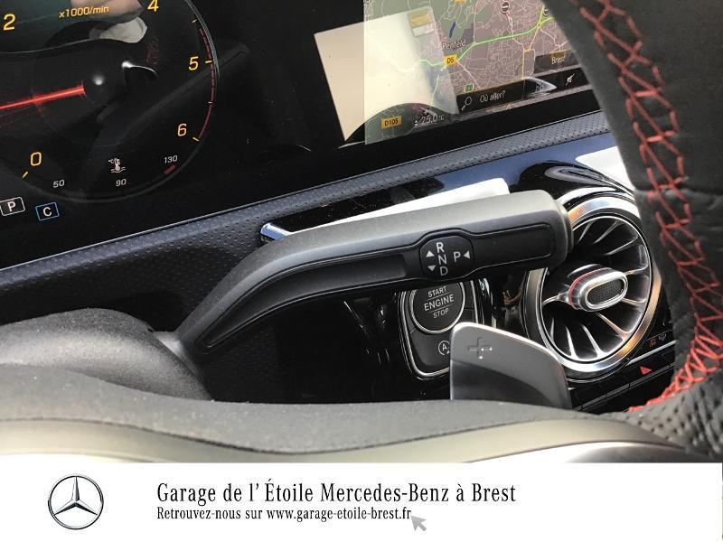 Photo 10 de l'offre de MERCEDES-BENZ Classe A 180 d 116ch AMG Line 7G-DCT à 35490€ chez Garage de l'Étoile - Mercedes-Benz Brest