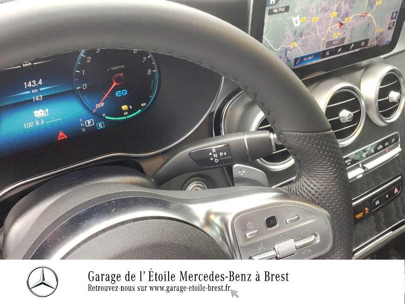 Photo 10 de l'offre de MERCEDES-BENZ GLC 300 e 211+122ch AMG Line 4Matic 9G-Tronic Euro6d-T-EVAP-ISC à 67990€ chez Garage de l'Étoile - Mercedes-Benz Brest