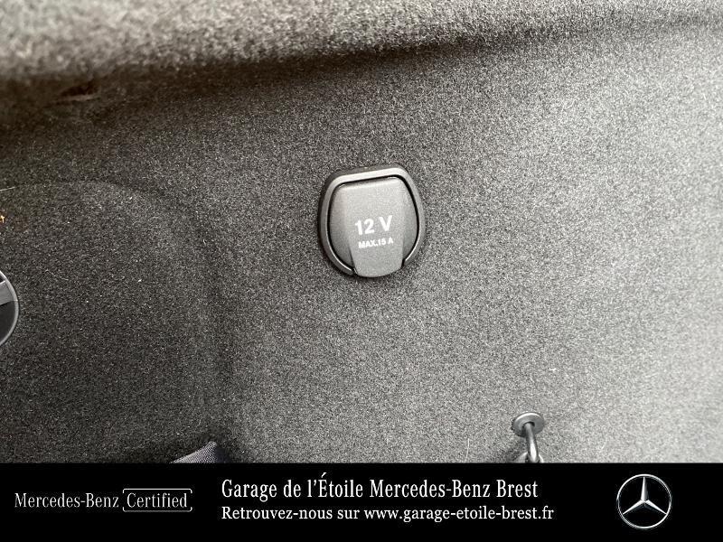 Photo 17 de l'offre de MERCEDES-BENZ CLA Shooting Brake 180 Fascination 7G-DCT Euro6d-T à 31490€ chez Garage de l'Étoile - Mercedes-Benz Brest