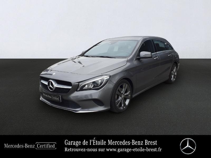 Mercedes-Benz CLA Shooting Brake 220 d Sensation 7G-DCT Diesel Gris Montagne Occasion à vendre