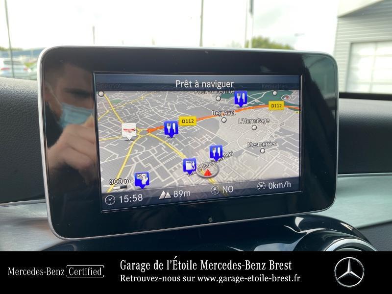 Photo 8 de l'offre de MERCEDES-BENZ Classe C Break 180 d Sportline 7G-Tronic Plus à 27400€ chez Garage de l'Étoile - Mercedes-Benz Brest