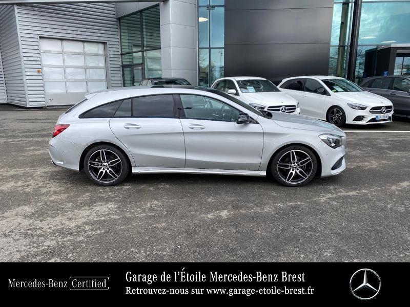 Photo 4 de l'offre de MERCEDES-BENZ CLA Shooting Brake 180 Fascination 7G-DCT Euro6d-T à 31490€ chez Garage de l'Étoile - Mercedes-Benz Brest