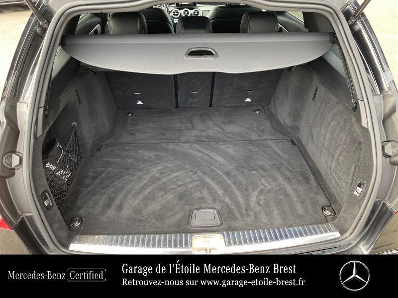 Photo 12 de l'offre de MERCEDES-BENZ Classe C Break 180 d Sportline 7G-Tronic Plus à 27400€ chez Garage de l'Étoile - Mercedes-Benz Brest