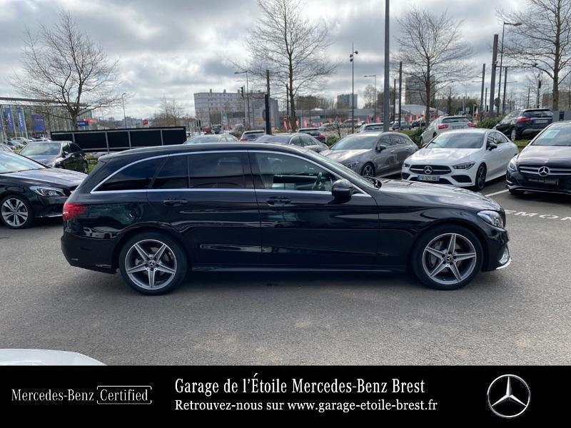 Photo 4 de l'offre de MERCEDES-BENZ Classe C Break 180 d Sportline 7G-Tronic Plus à 27400€ chez Garage de l'Étoile - Mercedes-Benz Brest