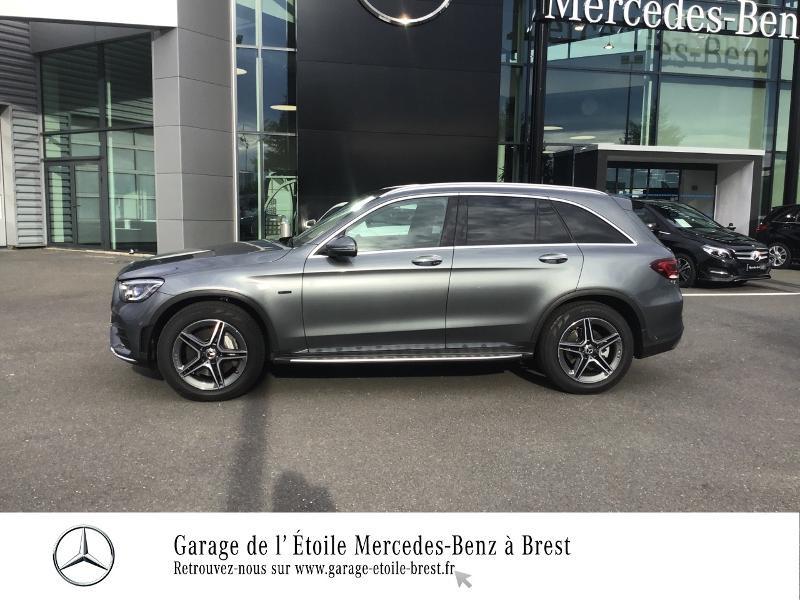 Photo 2 de l'offre de MERCEDES-BENZ GLC 300 e 211+122ch AMG Line 4Matic 9G-Tronic Euro6d-T-EVAP-ISC à 67990€ chez Garage de l'Étoile - Mercedes-Benz Brest