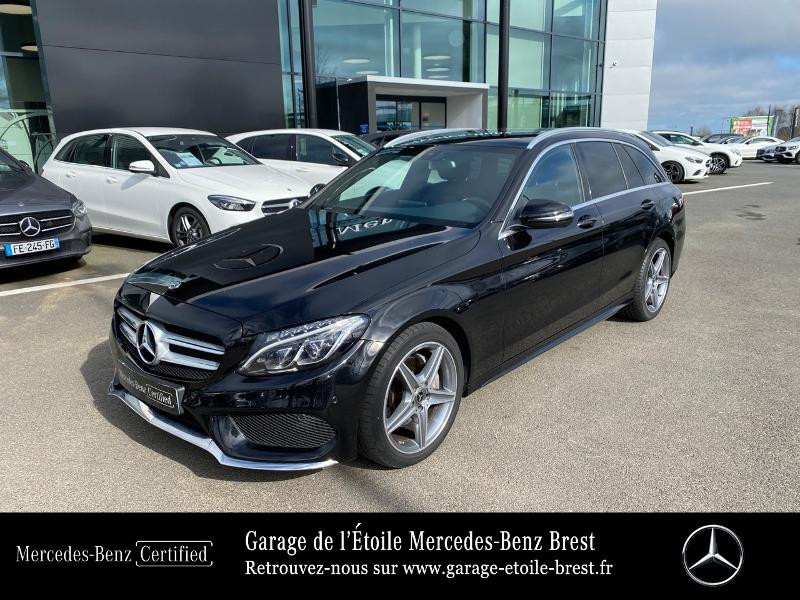 Photo 29 de l'offre de MERCEDES-BENZ Classe C Break 180 d Sportline 7G-Tronic Plus à 27400€ chez Garage de l'Étoile - Mercedes-Benz Brest