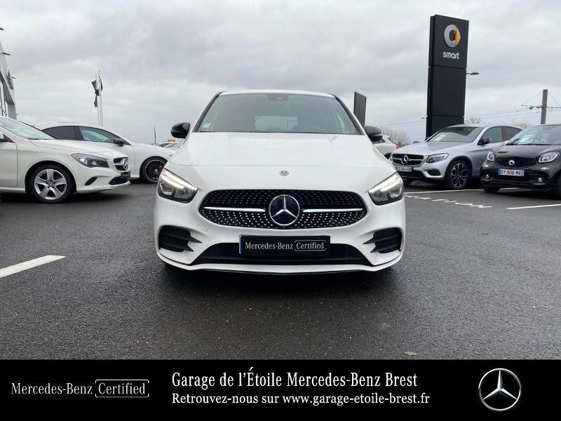 Photo 5 de l'offre de MERCEDES-BENZ Classe B 200d 150ch AMG Line Edition 8G-DCT 7cv à 33890€ chez Garage de l'Étoile - Mercedes-Benz Brest