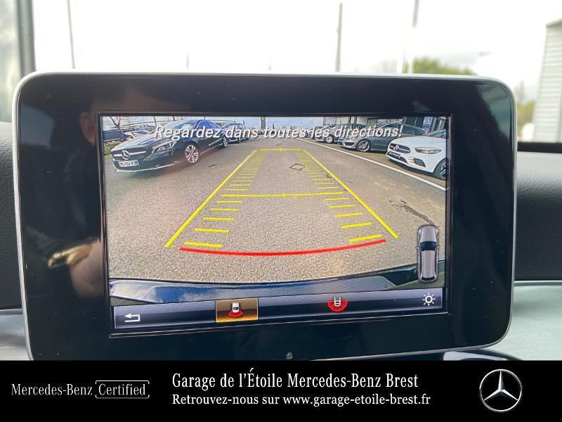 Photo 24 de l'offre de MERCEDES-BENZ Classe C Break 180 d Sportline 7G-Tronic Plus à 27400€ chez Garage de l'Étoile - Mercedes-Benz Brest