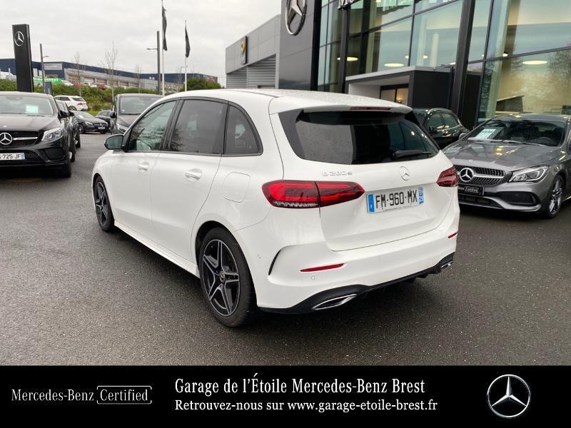 Photo 3 de l'offre de MERCEDES-BENZ Classe B 200d 150ch AMG Line Edition 8G-DCT 7cv à 33890€ chez Garage de l'Étoile - Mercedes-Benz Brest
