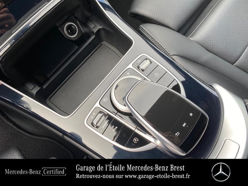 Photo 27 de l'offre de MERCEDES-BENZ Classe C Break 180 d Sportline 7G-Tronic Plus à 27400€ chez Garage de l'Étoile - Mercedes-Benz Brest