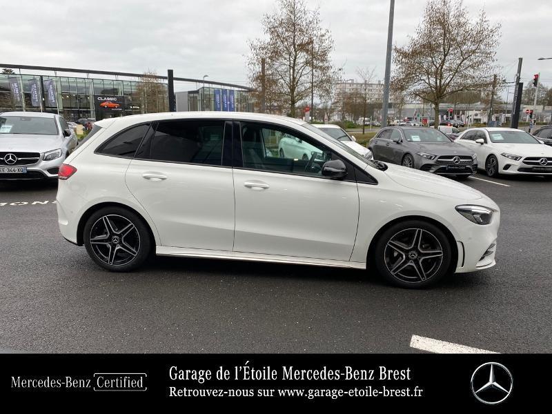 Photo 4 de l'offre de MERCEDES-BENZ Classe B 200d 150ch AMG Line Edition 8G-DCT 7cv à 33890€ chez Garage de l'Étoile - Mercedes-Benz Brest