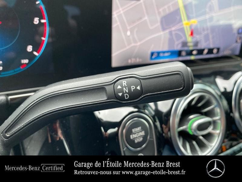 Photo 10 de l'offre de MERCEDES-BENZ Classe B 200d 150ch AMG Line Edition 8G-DCT 7cv à 33890€ chez Garage de l'Étoile - Mercedes-Benz Brest