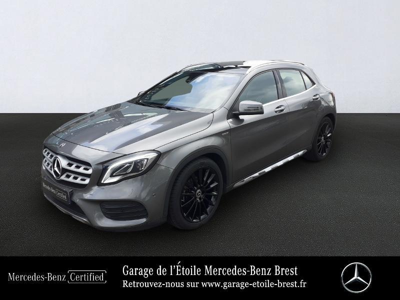 Mercedes-Benz Classe GLA 180 d WhiteArt Edition 7G-DCT Diesel Gris Montagne Occasion à vendre