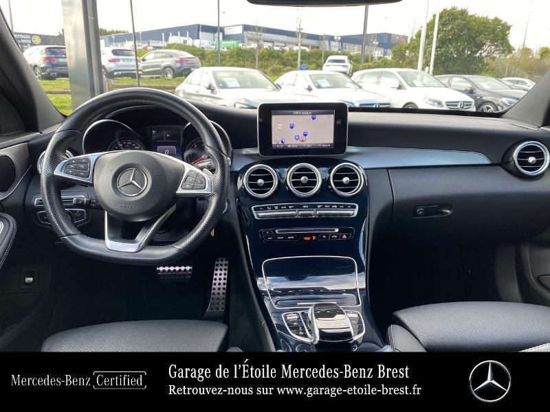 Photo 6 de l'offre de MERCEDES-BENZ Classe C Break 180 d Sportline 7G-Tronic Plus à 27400€ chez Garage de l'Étoile - Mercedes-Benz Brest