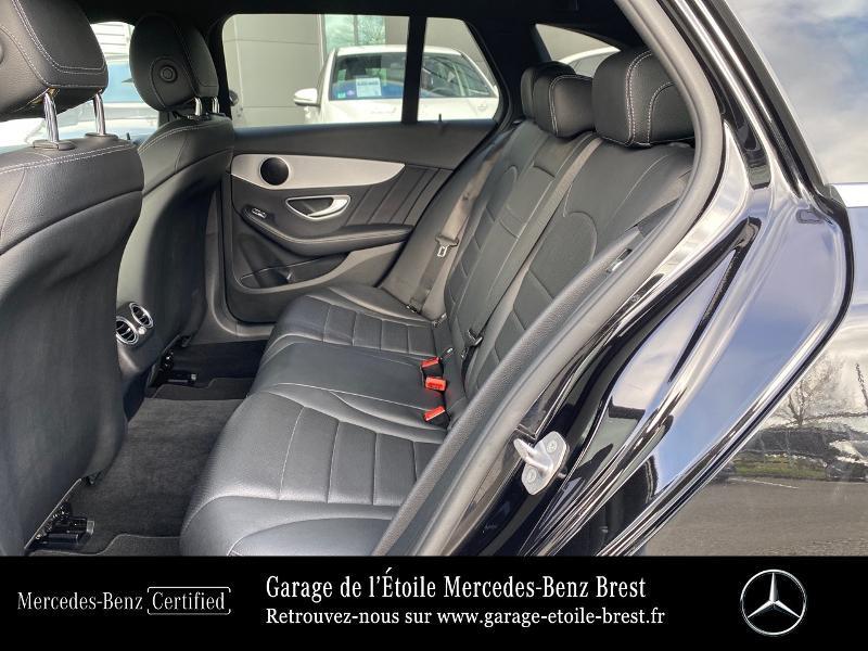Photo 11 de l'offre de MERCEDES-BENZ Classe C Break 180 d Sportline 7G-Tronic Plus à 27400€ chez Garage de l'Étoile - Mercedes-Benz Brest