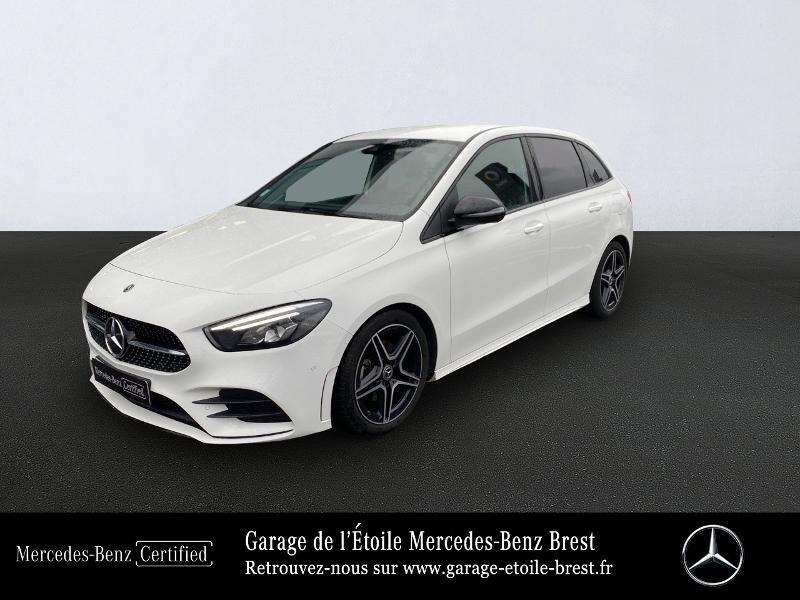 Photo 1 de l'offre de MERCEDES-BENZ Classe B 200d 150ch AMG Line Edition 8G-DCT 7cv à 33890€ chez Garage de l'Étoile - Mercedes-Benz Brest