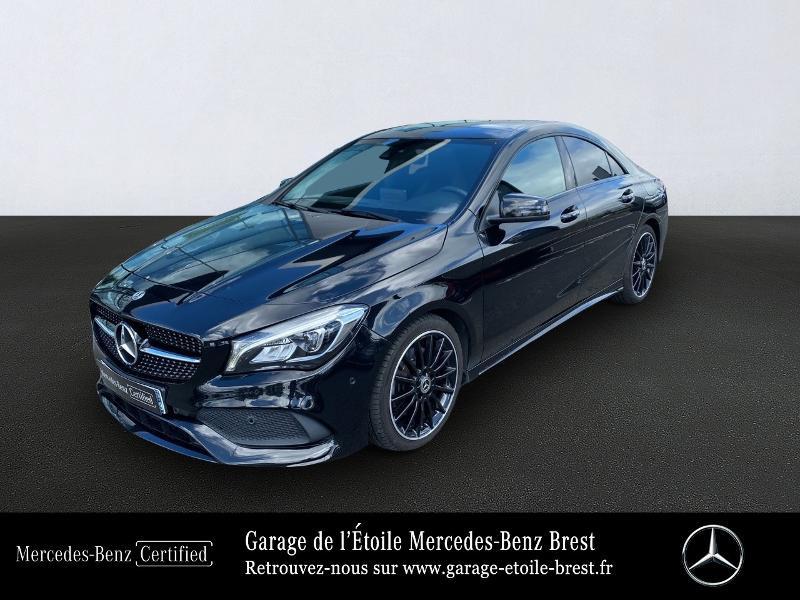 Mercedes-Benz CLA 220 d Fascination 7G-DCT Diesel Noir Cosmos Occasion à vendre