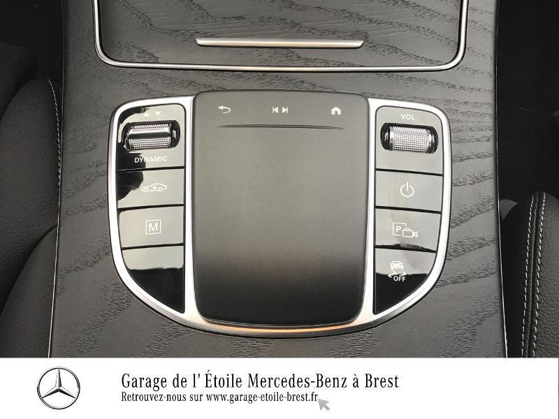Photo 23 de l'offre de MERCEDES-BENZ GLC 300 e 211+122ch AMG Line 4Matic 9G-Tronic Euro6d-T-EVAP-ISC à 67990€ chez Garage de l'Étoile - Mercedes-Benz Brest