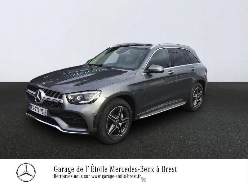 Photo 1 de l'offre de MERCEDES-BENZ GLC 300 e 211+122ch AMG Line 4Matic 9G-Tronic Euro6d-T-EVAP-ISC à 67990€ chez Garage de l'Étoile - Mercedes-Benz Brest