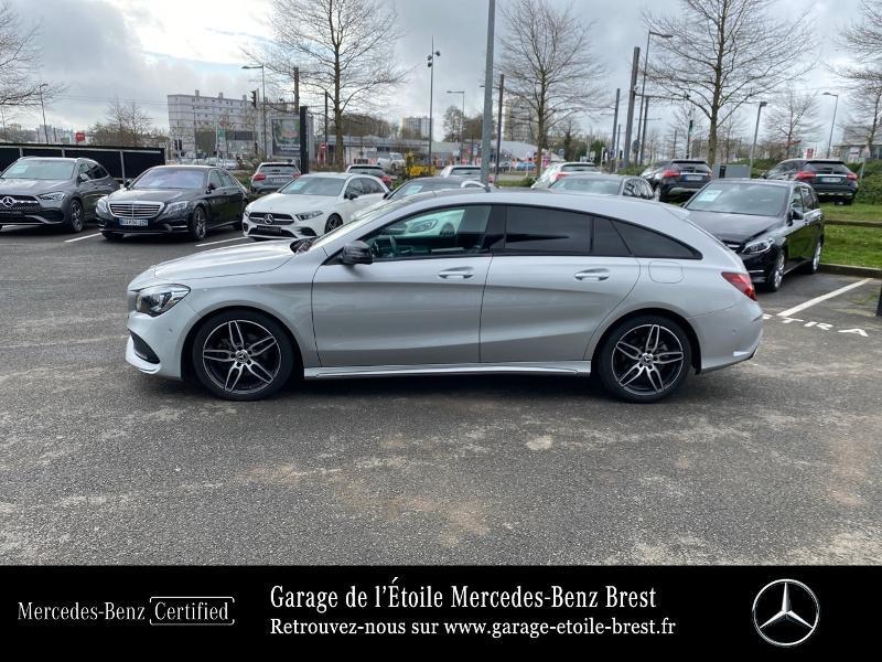 Photo 2 de l'offre de MERCEDES-BENZ CLA Shooting Brake 180 Fascination 7G-DCT Euro6d-T à 31490€ chez Garage de l'Étoile - Mercedes-Benz Brest