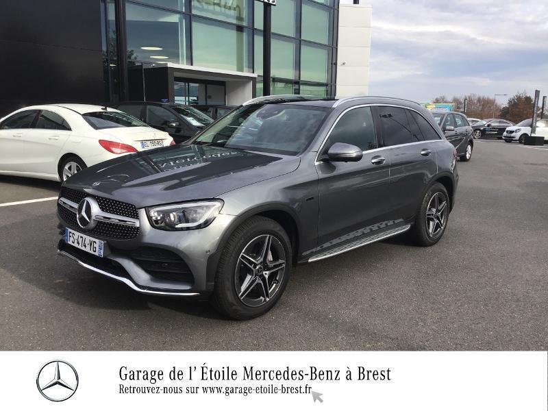 Photo 28 de l'offre de MERCEDES-BENZ GLC 300 e 211+122ch AMG Line 4Matic 9G-Tronic Euro6d-T-EVAP-ISC à 67990€ chez Garage de l'Étoile - Mercedes-Benz Brest