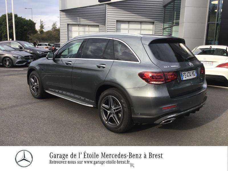 Photo 3 de l'offre de MERCEDES-BENZ GLC 300 e 211+122ch AMG Line 4Matic 9G-Tronic Euro6d-T-EVAP-ISC à 67990€ chez Garage de l'Étoile - Mercedes-Benz Brest
