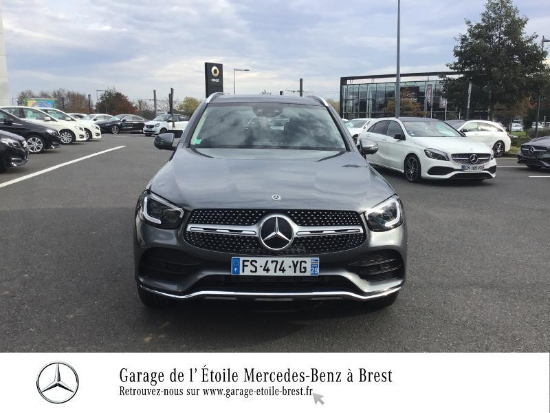 Photo 5 de l'offre de MERCEDES-BENZ GLC 300 e 211+122ch AMG Line 4Matic 9G-Tronic Euro6d-T-EVAP-ISC à 67990€ chez Garage de l'Étoile - Mercedes-Benz Brest