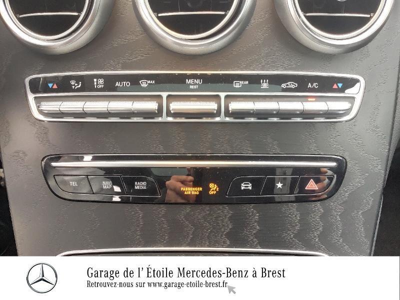Photo 22 de l'offre de MERCEDES-BENZ GLC 300 e 211+122ch AMG Line 4Matic 9G-Tronic Euro6d-T-EVAP-ISC à 67990€ chez Garage de l'Étoile - Mercedes-Benz Brest