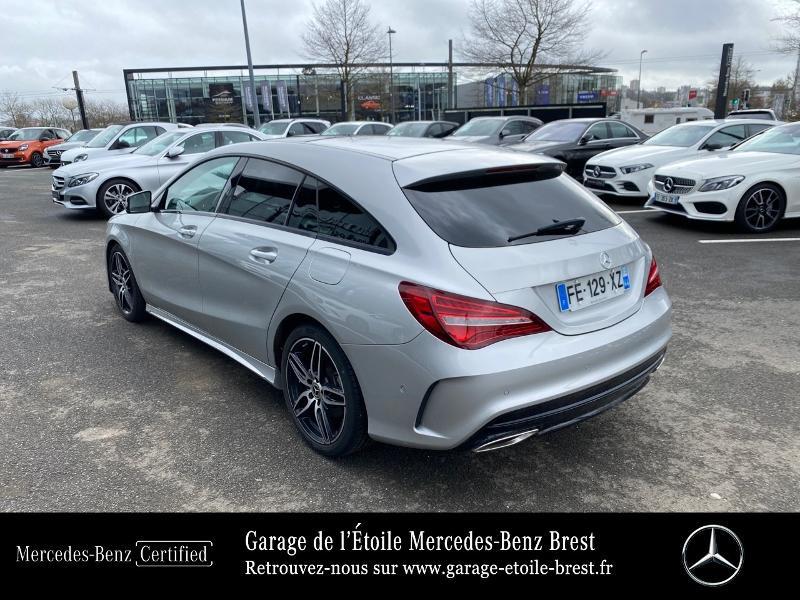 Photo 3 de l'offre de MERCEDES-BENZ CLA Shooting Brake 180 Fascination 7G-DCT Euro6d-T à 31490€ chez Garage de l'Étoile - Mercedes-Benz Brest