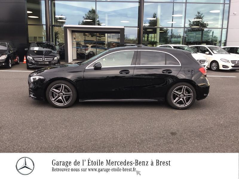 Photo 2 de l'offre de MERCEDES-BENZ Classe A 180 d 116ch AMG Line 7G-DCT à 34990€ chez Garage de l'Étoile - Mercedes-Benz Brest