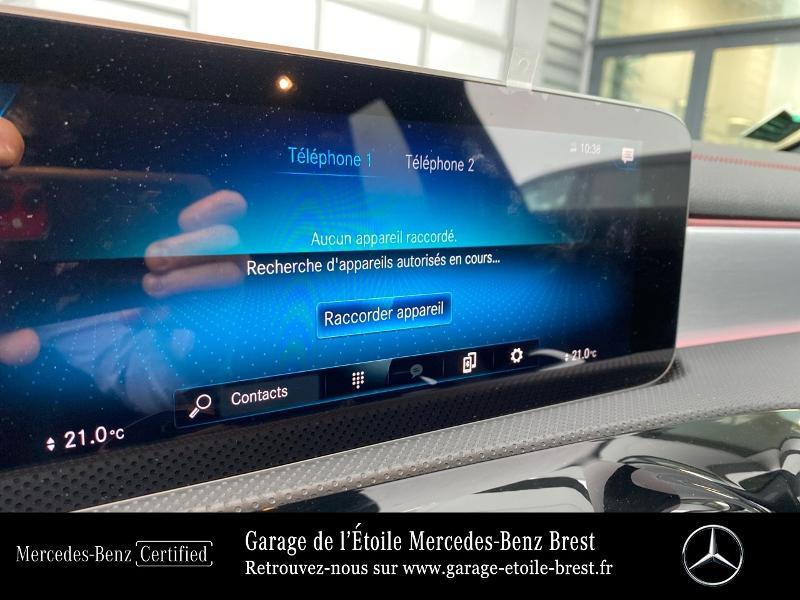 Photo 23 de l'offre de MERCEDES-BENZ CLA Shooting Brake 200 d 150ch AMG Line 8G-DCT à 41390€ chez Garage de l'Étoile - Mercedes-Benz Brest