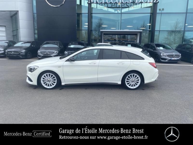 Photo 2 de l'offre de MERCEDES-BENZ CLA Shooting Brake 180 d WhiteArt Edition 7G-DCT à 28490€ chez Garage de l'Étoile - Mercedes-Benz Brest