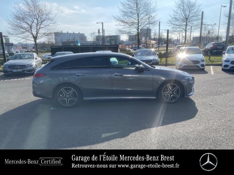 Photo 4 de l'offre de MERCEDES-BENZ CLA Shooting Brake 180 d 116ch AMG Line 7G-DCT à 39300€ chez Garage de l'Étoile - Mercedes-Benz Brest
