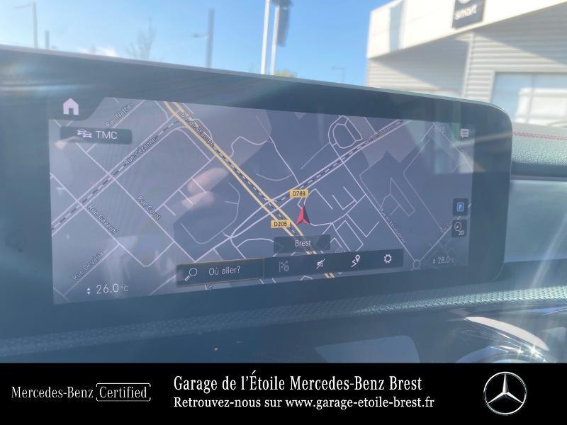 Photo 8 de l'offre de MERCEDES-BENZ CLA Shooting Brake 180 d 116ch AMG Line 7G-DCT à 39300€ chez Garage de l'Étoile - Mercedes-Benz Brest