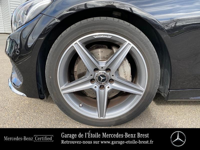 Photo 13 de l'offre de MERCEDES-BENZ Classe C Break 180 d Sportline 7G-Tronic Plus à 27400€ chez Garage de l'Étoile - Mercedes-Benz Brest