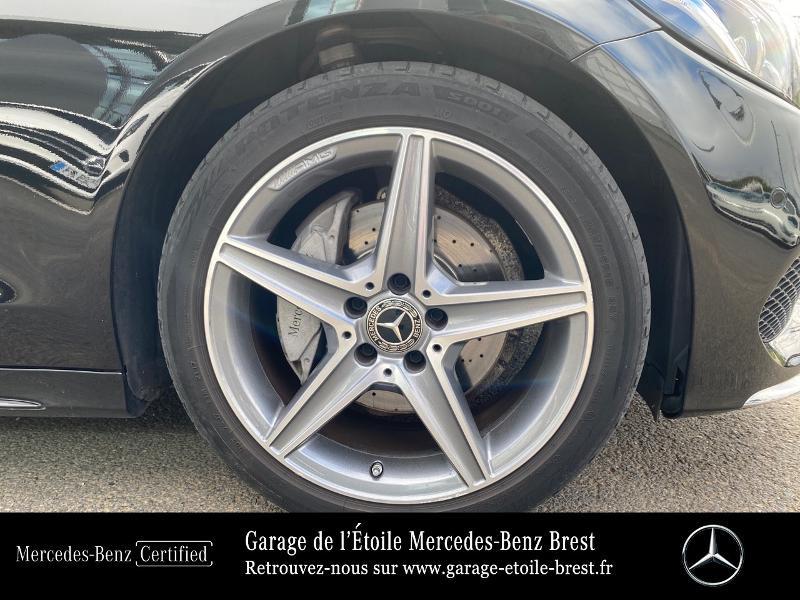 Photo 16 de l'offre de MERCEDES-BENZ Classe C Break 180 d Sportline 7G-Tronic Plus à 27400€ chez Garage de l'Étoile - Mercedes-Benz Brest