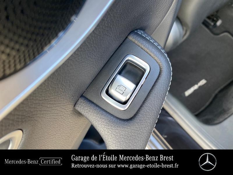 Photo 18 de l'offre de MERCEDES-BENZ Classe C Break 180 d Sportline 7G-Tronic Plus à 27400€ chez Garage de l'Étoile - Mercedes-Benz Brest