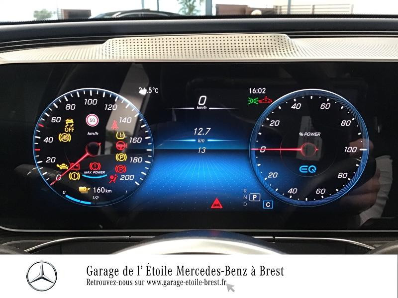 Photo 9 de l'offre de MERCEDES-BENZ EQC 400 408ch Edition 1886 4Matic à 72990€ chez Garage de l'Étoile - Mercedes-Benz Brest