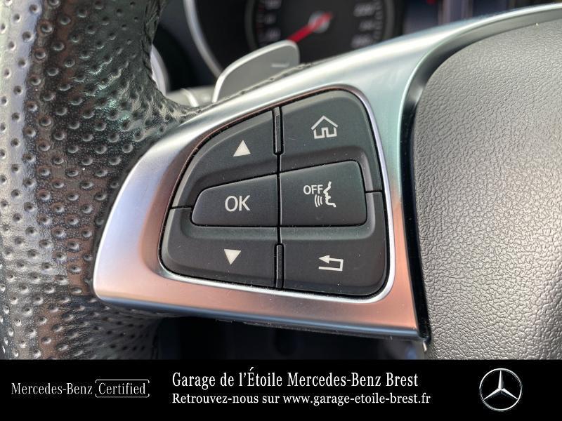 Photo 25 de l'offre de MERCEDES-BENZ Classe C Break 180 d Sportline 7G-Tronic Plus à 27400€ chez Garage de l'Étoile - Mercedes-Benz Brest