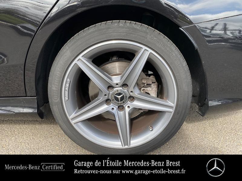 Photo 14 de l'offre de MERCEDES-BENZ Classe C Break 180 d Sportline 7G-Tronic Plus à 27400€ chez Garage de l'Étoile - Mercedes-Benz Brest