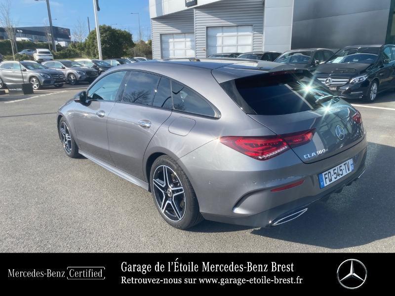 Photo 3 de l'offre de MERCEDES-BENZ CLA Shooting Brake 180 d 116ch AMG Line 7G-DCT à 39300€ chez Garage de l'Étoile - Mercedes-Benz Brest