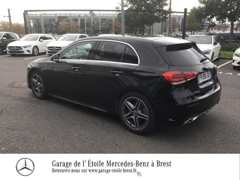 Photo 3 de l'offre de MERCEDES-BENZ Classe A 180 d 116ch AMG Line 7G-DCT à 34990€ chez Garage de l'Étoile - Mercedes-Benz Brest