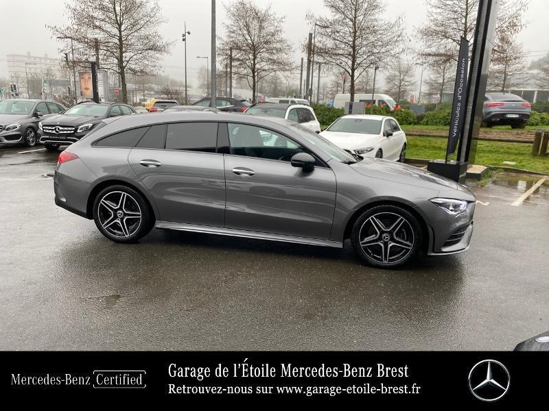 Photo 4 de l'offre de MERCEDES-BENZ CLA Shooting Brake 200 d 150ch AMG Line 8G-DCT à 41390€ chez Garage de l'Étoile - Mercedes-Benz Brest