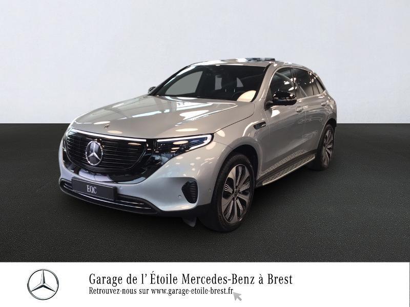 Photo 1 de l'offre de MERCEDES-BENZ EQC 400 408ch Edition 1886 4Matic à 72990€ chez Garage de l'Étoile - Mercedes-Benz Brest